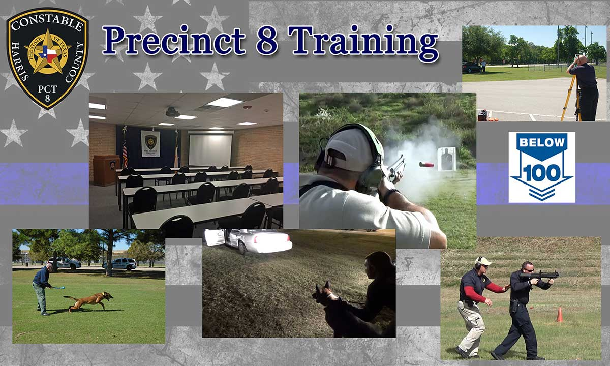 Precinct 8 Training