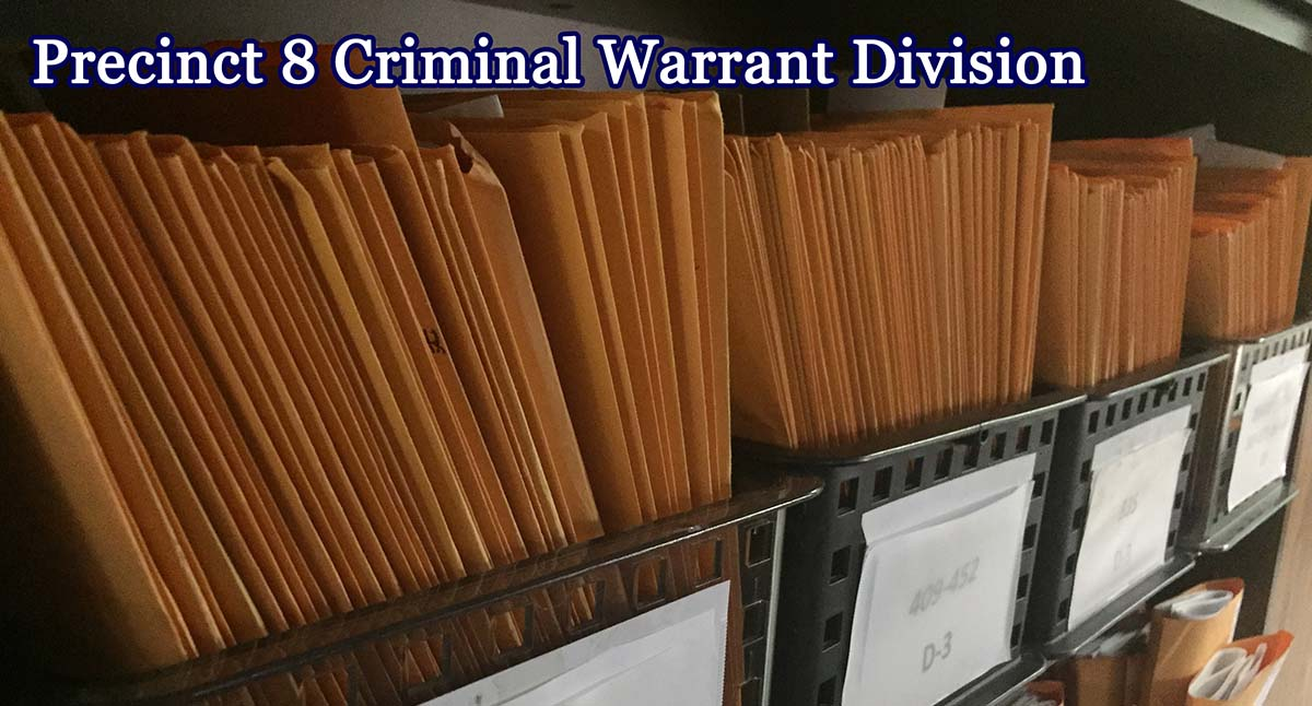 Criminal Warrants