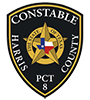 Constable PCT 8 badge